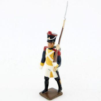 fantassin de la légion de la vistule (1809)