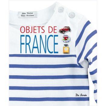 "Livre ""Objets de France"""