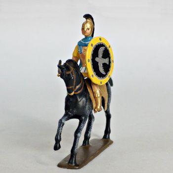 cavalier grec avec glaive