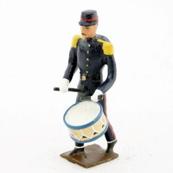 tambour de l'infanterie de marine, iiième république