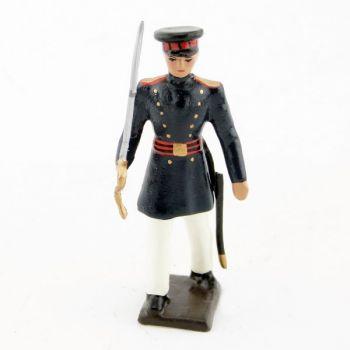 officier de l'équipage de ligne (l.p.)