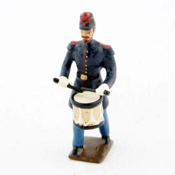tambour des douaniers (IIIe république)