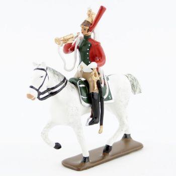 trompette (d'ordonnance) du 5e régiment de dragons