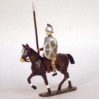 cavalier franc avec lance (cotte argent)