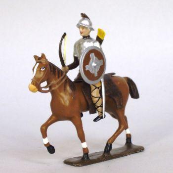 cavalier franc avec arc (cotte argent)