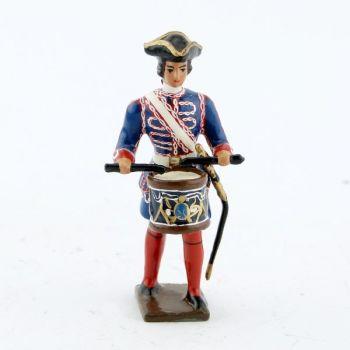 tambour des compagnies franches de la marine (1750)