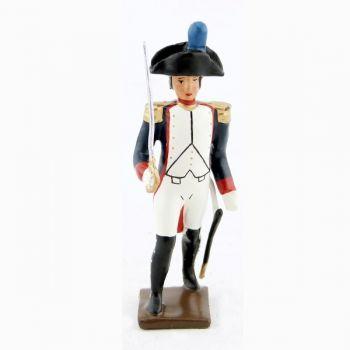 officier de la garde nationale louis xvi (1789)