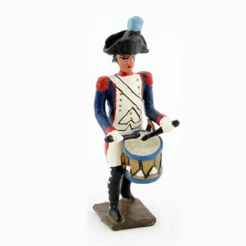 tambour de la garde nationale louis xvi (1789)