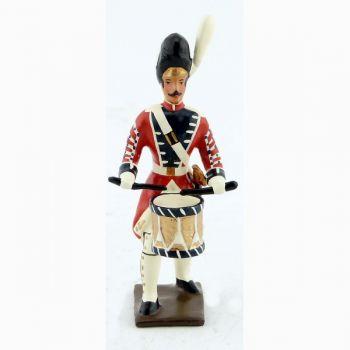 tambour des grenadiers de la garde suisse - louis xvi (1789)