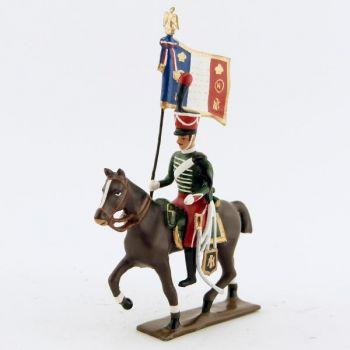 etendard de la garde d'honneur à cheval (1813)