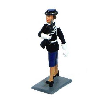 élève (femme) de l'Ecole de Gendarmerie
