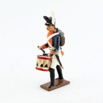 tambour (d'ordonnance) du 26e régiment de ligne prussien