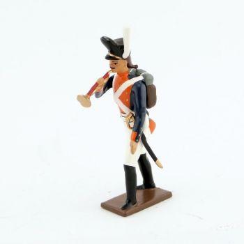 clairon (d'ordonnance) du 26e régiment de ligne prussien