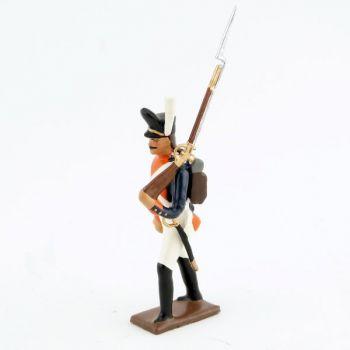 fantassin du 26e régiment de ligne prussien