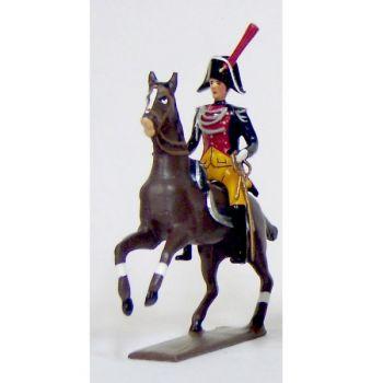 officier de la gendarmerie imperiale a cheval (1803)