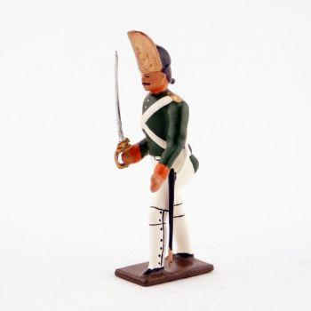 """officier des grenadiers russes (régiment """"pavlowski"""") (1812)"""