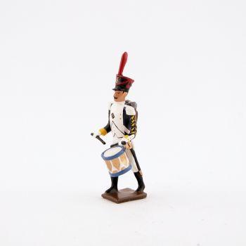 tambour (d'ordonnance) du bataillon valaisan (1805)
