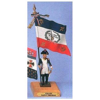 drapeau du District des Filles Saint-Thomas