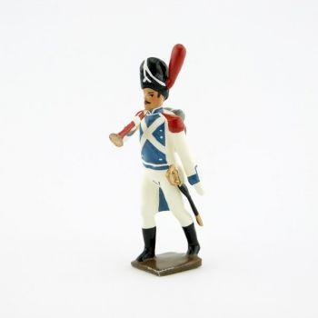 clairon (d'ordonnance) des grenadiers de Clèves et de Berg (1812)
