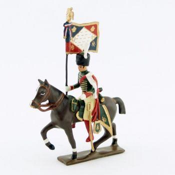 etendard des chasseurs de la garde à cheval (1809)