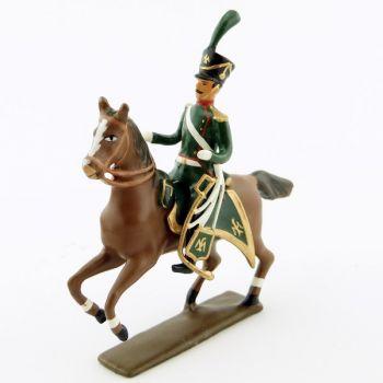 officier des chasseurs à cheval de la ligne (1809)
