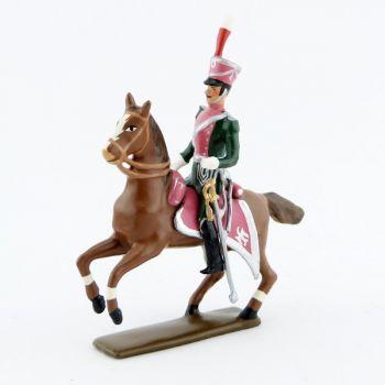 officier des lanciers de berg (1809)