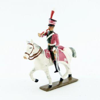 trompette (d'ordonnance) des lanciers de berg (1809)