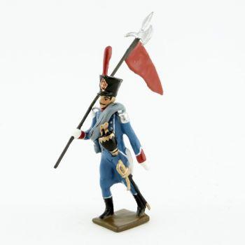 2e porte-aigle des voltigeurs d'infanterie légère (1809)