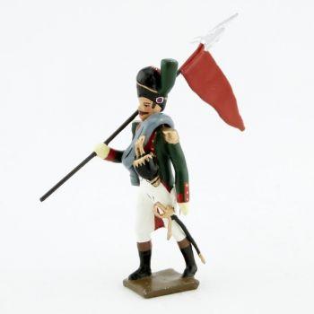 2e porte-aigle du 1er régiment de la Garde de Paris (1803-1809)