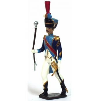 tambour-major (division oudinot)