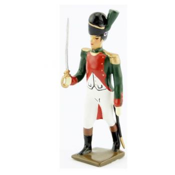 officier du 1er régiment de la Garde de Paris (1803-1809)