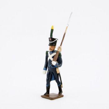 fantassin de l'infanterie légère espagnole