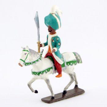 Saladin à cheval (1137-1193)