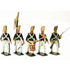 Grenadiers russes (régiment Pavlovski) (1807)