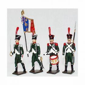 Voltigeurs du régiment de La Tour d'Auvergne (1er rgt étranger) (1806)