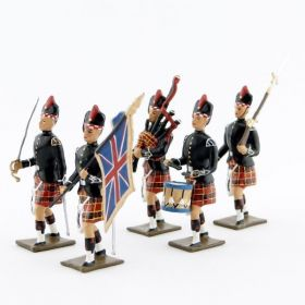 Highlanders, 48e rgt ''Gordon''