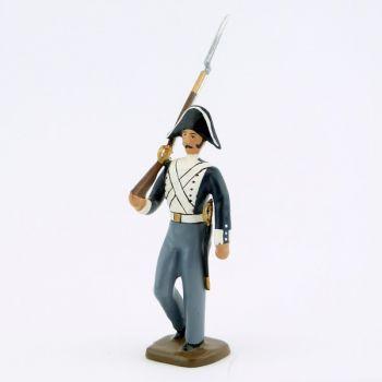 fantassin du 18e régiment de ligne prussien (1806)