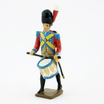 tambour des gendarmes d'élite à pied (1804), pantalon ventre de biche
