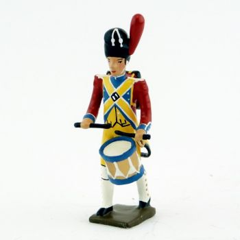 tambour des gendarmes d'élite à pied (1804), pantalon jaune