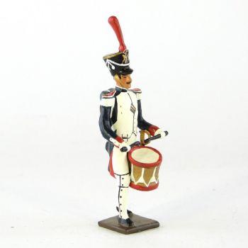 tambour (d'ordonnance) des fusiliers-grenadiers (1809-1813)