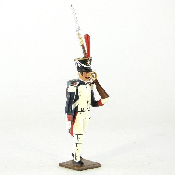 fantassin des fusiliers-grenadiers (1809-1813)