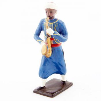 saxophone de la musique des turcos