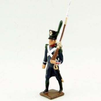 fantassin du 17e Rgt d'Infanterie légère