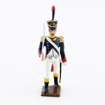 officier des voltigeurs de la garde (1812)