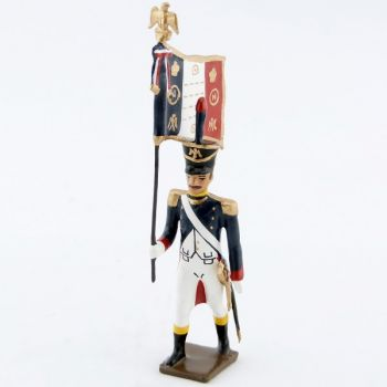 drapeau des voltigeurs de la garde (1812)