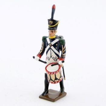 tambour des voltigeurs de la garde (1812)