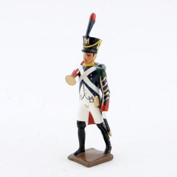 clairon des voltigeurs de la garde (1812)