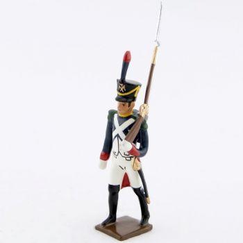 fantassin des voltigeurs de la garde (1812)