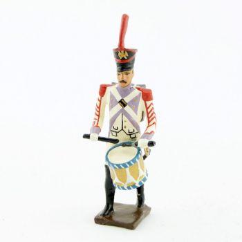 tambour des voltigeurs du 33ème de ligne (1806)