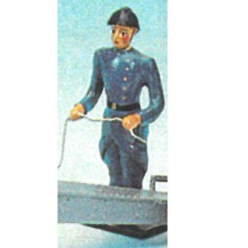 soldat au fixe, avec mèche